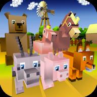 方块动物模拟器