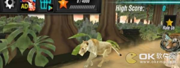 野生动物模拟器3D图1