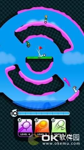 Golf Blitz图1