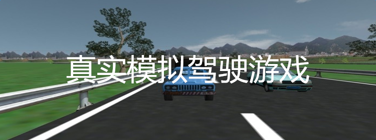 真實模擬駕駛游戲