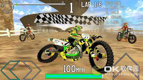 环绕摩托车大赛图2