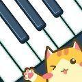 鋼琴貓咪2019