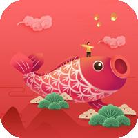 五福錦鯉挖礦