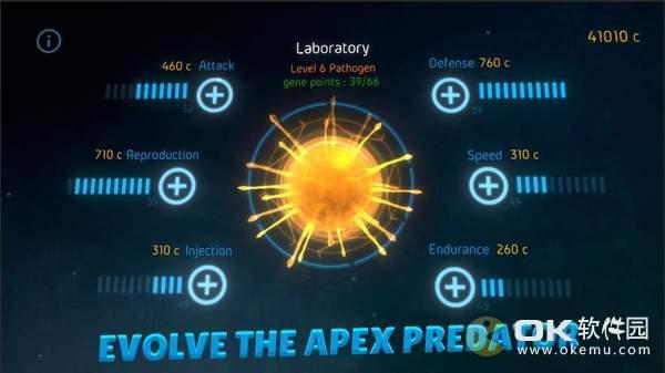细菌起源2噬菌体的进化图2