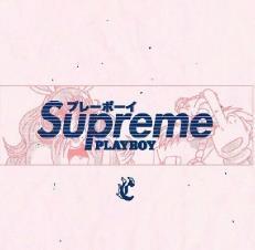 抖音Supreme潮图壁纸