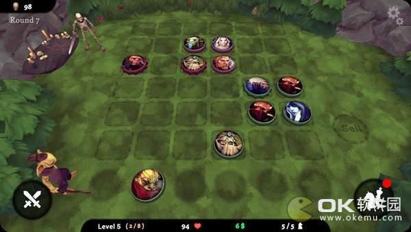 自走棋精简版图2