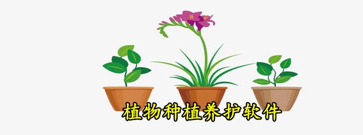 植物种植养护软件