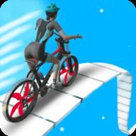 疯狂越野自行车