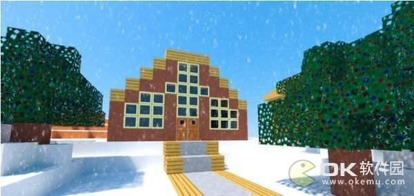 冬季世界探索图1