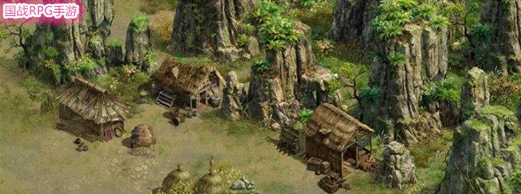 国战RPG手游排行榜