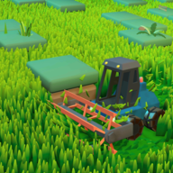 割草机3D
