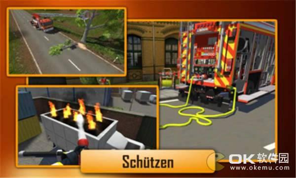 紧急112消防队员模拟图4
