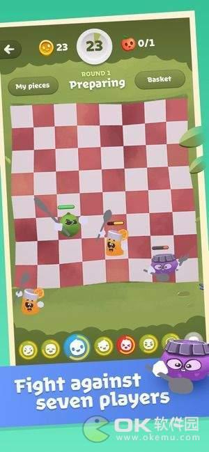 野餐自走棋图1