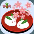 落在春天落的雪的樱花