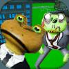 青蛙对神奇的僵尸