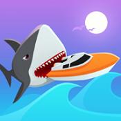 冲浪者VS鲨鱼