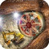 铁路隧道施工模拟器