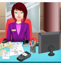 虚拟出纳员和银行经理