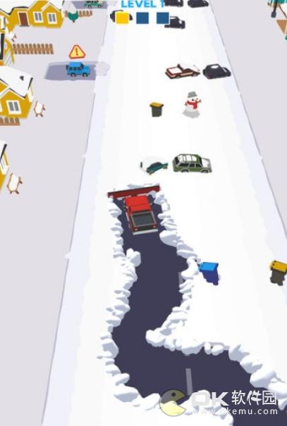 清理道路图1
