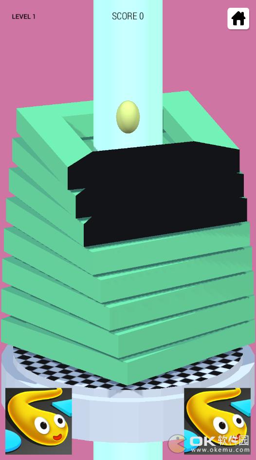堆叠扭转图2
