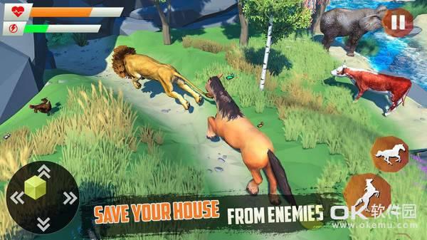 马生存模拟图2