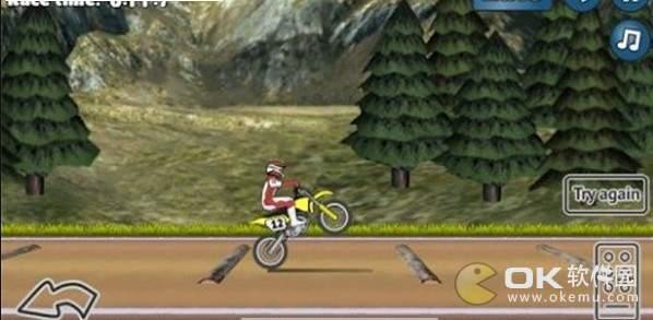 翘头摩托车图1