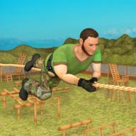 军队学员训练