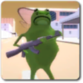 喳喳呱疯狂青蛙模拟器