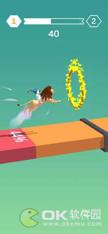 马戏团火环跳跃图2