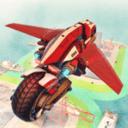摩托车飞行模拟器