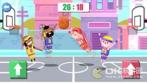 搞笑篮球大师图1