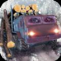 6x6木材卡車模擬器
