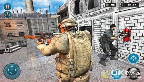 塔楼狙击战争图1