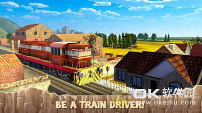 动物园动物运输火车驾驶图1