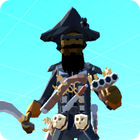 海盗殖民地防御生存