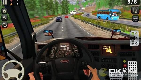 教练巴士驾驶模拟器图2