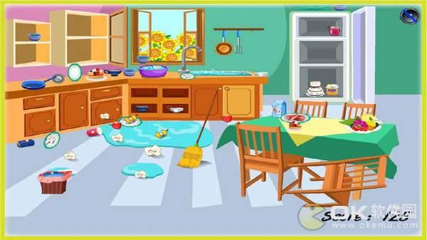 家清理游戲圖2