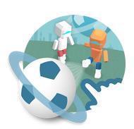 指尖踢球机器人足球