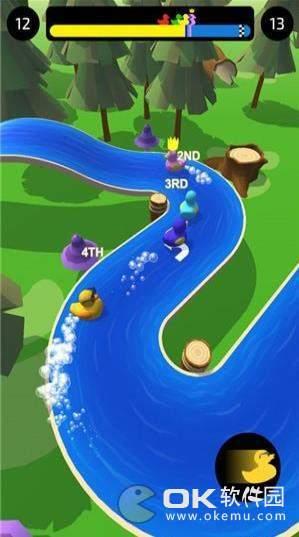 水上鸭子竞赛图3