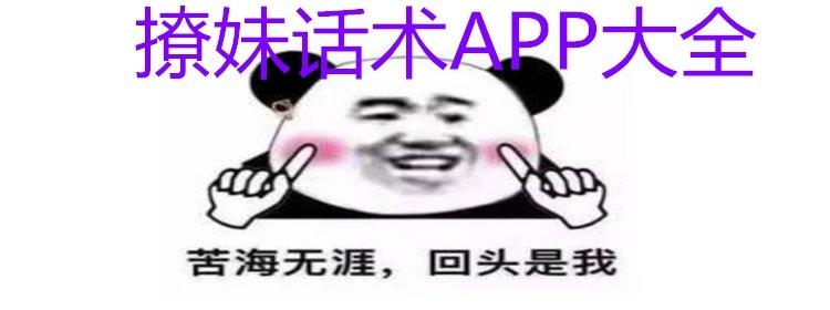 撩妹话术app大全