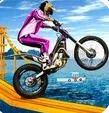 自行车特技大赛
