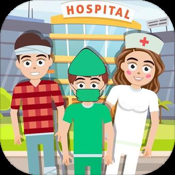 我市医院生活