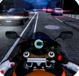 公路摩托车骑手