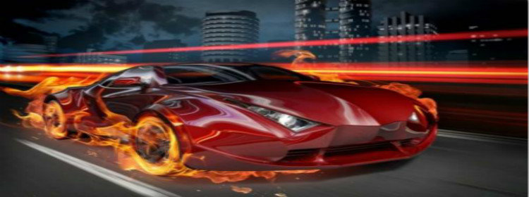 可联机赛车竞技游戏