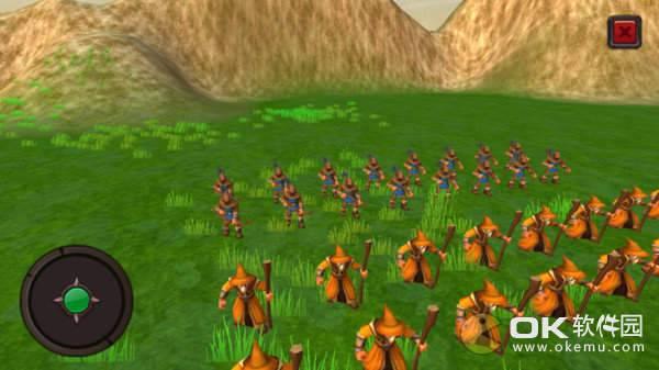 骑士作战模拟器图1