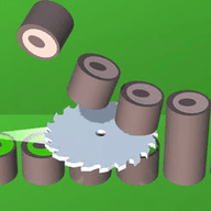 抖音WoodCutter 3D
