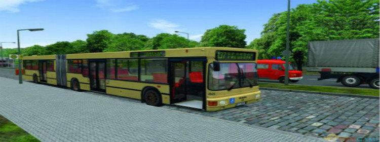 巴士模拟游戏大全