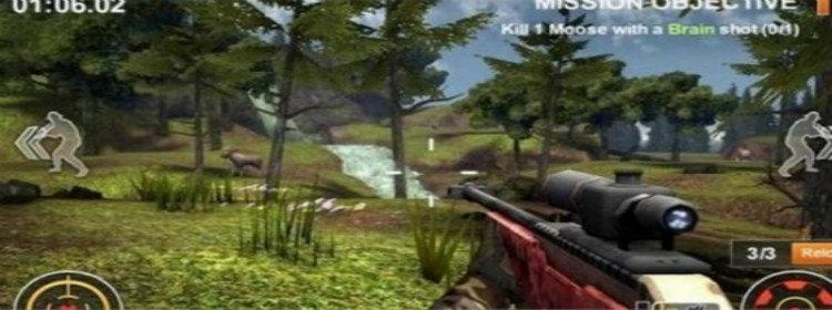 射击打猎游戏