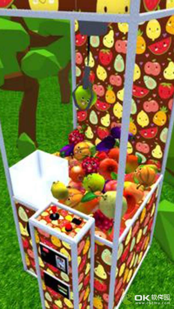 有趣的水果爪机3D图3