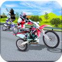 高速公路摩托特技赛